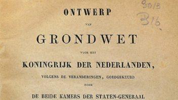 Grondwetscommissies 1883-1983