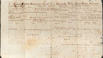 Plakkaatboek Kust van Guinea 1597-1872