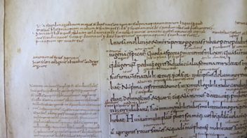 Marginal Scholarship: the practice of learning in the early middle ages