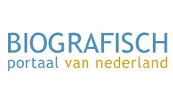 Biografisch Portaal van Nederland