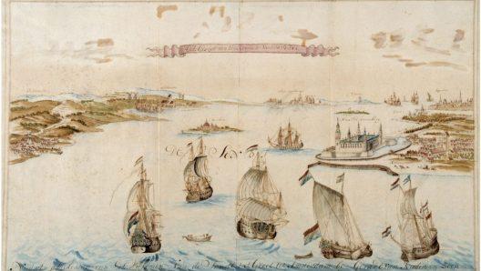 Sonttolregisters Online overgedragen aan Huygens ING