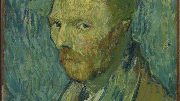 Nieuwe zelfportret Van Gogh nu ook in brieveneditie