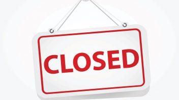 Huygens ING gesloten tot en met 31 maart