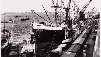 Zeevarenden op de koopvaardij, ca. 1850-2000