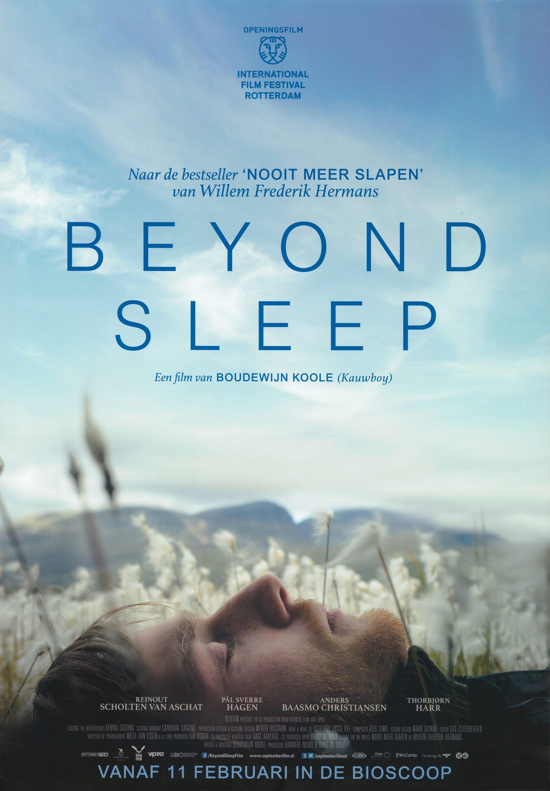 Filmposter Beyond sleep